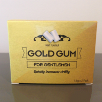 GOLD GUM PACK OF 2