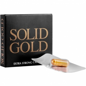 Solid Gold 1 x 300mg capsule