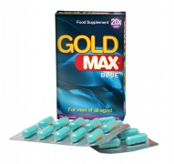 Gold Max Blue 20 x 450mg pack