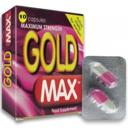 Gold Max Pink for Women x10