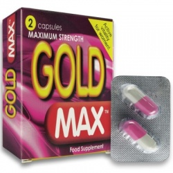 Gold Max Pink for Women x2
