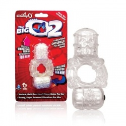 Screaming Big O 2 Vibrating Ring