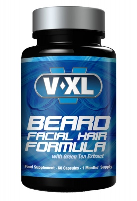 Vxl Beard & Facial Hair Formula