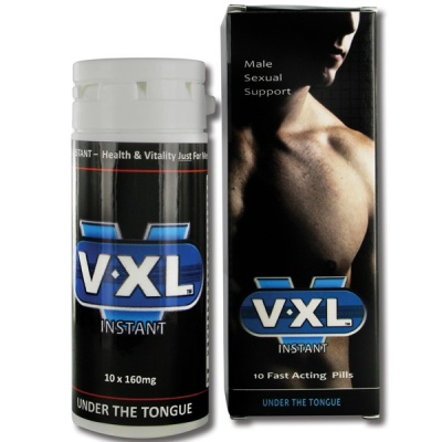 Instant VXL x 10 Tablets