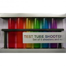 ACETATE TEST TUBE SHOOTER GLASSES