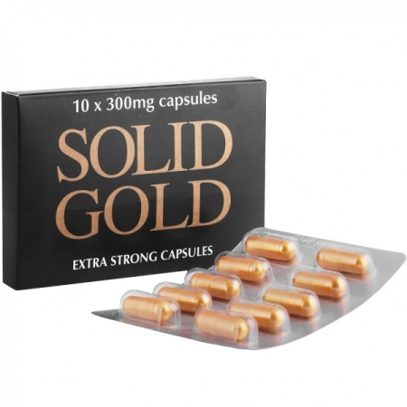 SOLID GOLD 10 CAPSULES