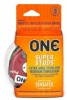 'ONE' SUPER STUDS PK OF 3 CONDOMS