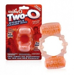 SCREAMING O TWO O VIBRATING RING