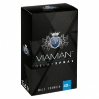 VIAMAN DELAY SPRAY 40ML